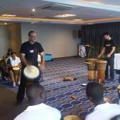 drumming–team-building