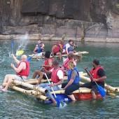 rafting–team-building