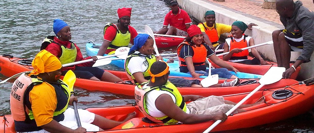 Outdoor Team Building Activities In Durban
